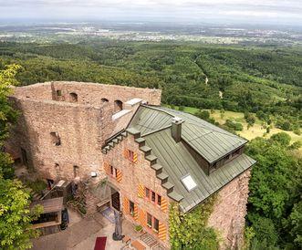 Ruines d'Alt-Eberstein
