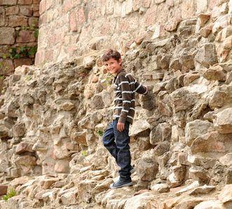 Ruines d'Alt-Eberstein, visiteurs