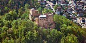 Château-fort d' Alt-Eberstein